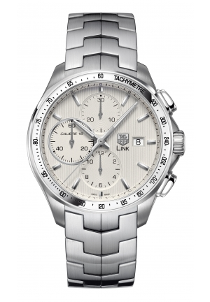 TAG HEUER LINK Calibre 16 Automatic Chronograph 43 mm CAT2011.BA0952