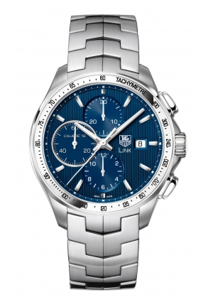 TAG HEUER LINK Calibre 16 Automatic Chronograph 43 mm CAT2016.BA0952