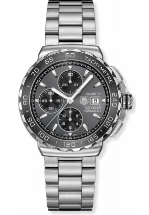 FORMULA 1 MENS CALIBRE 16 AUTOMATIC CHRONOGRAPH WATCH 44mm CAU2010.BA0873