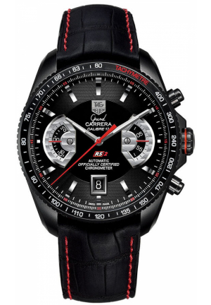 TAG Heuer Grand Carrera Calibre17 RS2 Automatic Chronograph 43mm