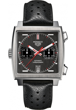 TAG HEUER Monaco Calibre 11 Limited Edition Automatic Chronograph 39 mm CAW211B.FC6241