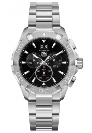 TAG HEUER Aquaracer Black Dial Men's Watch 43mm CAY1110.BA0925