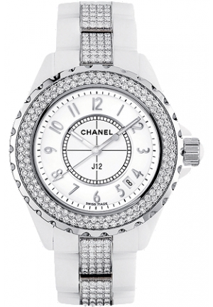 CHANEL Chanel J12 DIAMOND, 33mm