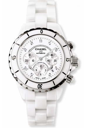 CHANEL J12 Diamond Dial Chronograph 41mm