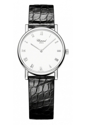 CHOPARD Classic 18-karat white gold 33.60mm