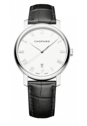 CHOPARD Classic 18-karat white gold 40mm