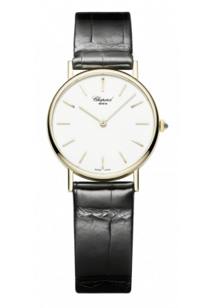 CHOPARD Classic 18-karat yellow gold 32mm