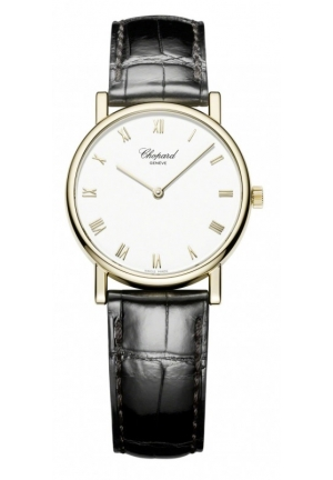 CHOPARD Classic 18-karat yellow gold 33.60mm