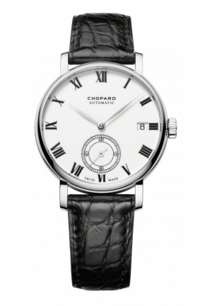 CHOPARD Classic Manufacture 18-karat white gold 38mm