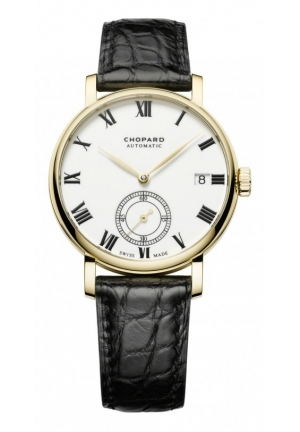 CHOPARD Classic Manufacture 18-karat yellow gold 38mm