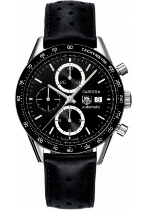 CARRERA AUTOMATIC CHRONOGRAPH MEN'S WATCH 41MM,CV2010.FC6233