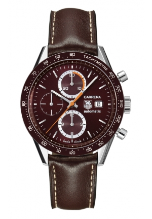 TAG HEUER CARRERA Calibre 16 Automatic Chronograph 41 mm CV2013.FC6234