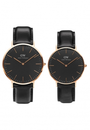 DANIEL WELLINGTON Classic Sheffield Couple Watch