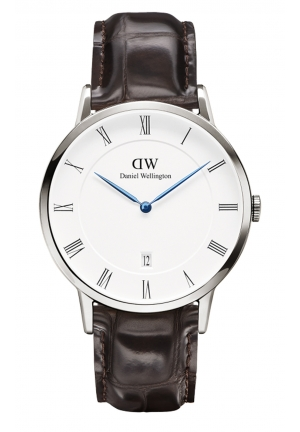 DANIEL WELLINGTON Dapper York Silver DW00100089
