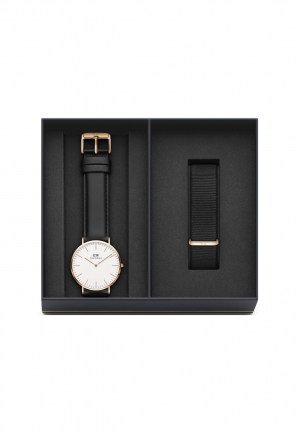 DANIEL WELLINGTON SHEFFIELD AND CORNWALL STRAP