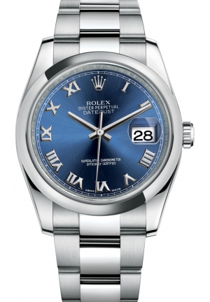 DATEJUST Oyster steel , M116200-0060 36 mm