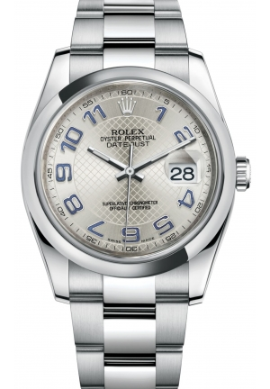 DATEJUST Oyster steel , M116200-0074 36 mm