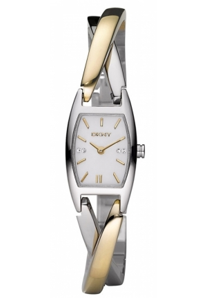 DKNY 'Essentials' Crossover Watch 18mmW x 30mmH