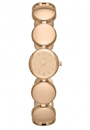 DKNY Ladies Roundabout Watch 20mm