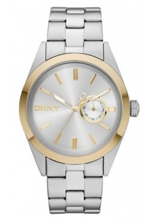DKNY Mens Dress Watch 46mm