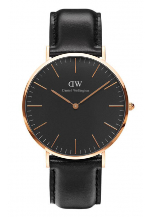 DANIEL WELLINGTON CLASSIC SHEFFIELD DW001000127, 40MM