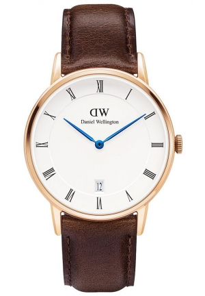 DANIEL WELLINGTON Dapper Bristol Rose Gold 34mm DW00100094
