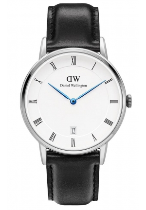 DANIEL WELLINGTON Dapper Sheffield Silver 34mm DW00100096