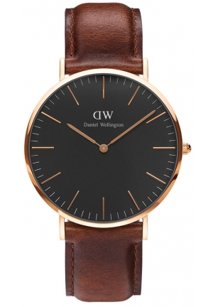 Daniel Wellington Classic Black St. Mawes 40mm DW00100124