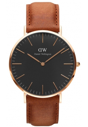 Daniel Wellington Classic Black Durham Men's 40mm DW00100126