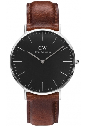 Daniel Wellington Classic Black St. Mawes 40mm DW00100130