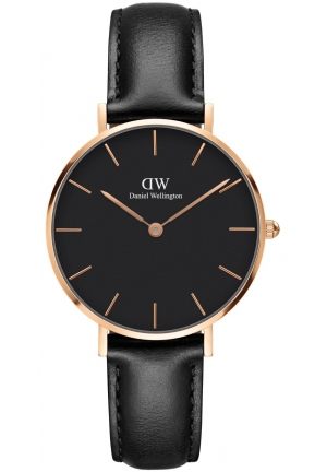 DANIEL WELLINGTON CLASSIC PETITE BLACK SHEFFIELD DW00100168
