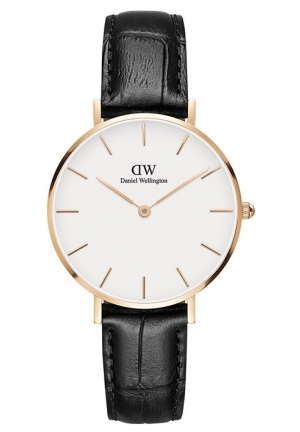 DANIEL WELLINGTON CLASSIC PETITE WHITE READING DW00100173