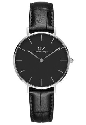DANIEL WELLINGTON CLASSIC PETITE BLACK READING DW00100179