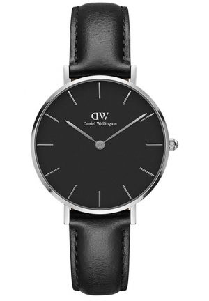 DANIEL WELLINGTON CLASSIC PETITE BLACK SHEFFIELD DW00100180