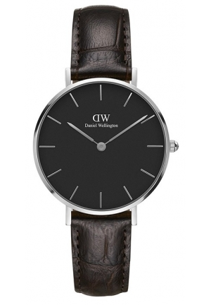 DANIEL WELLINGTON CLASSIC PETITE BLACK YORK DW00100182