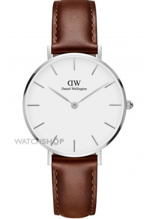 CLASSIC PETITE ST MAWES LADIES WATCH DW00100187, 32MM