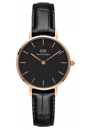 Daniel Wellington Classic Petite Reading Ladies Watch DW00100223, 28mm