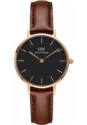 Daniel Wellington Classic Petite St Mawes Black Watch 28mm DW00100225