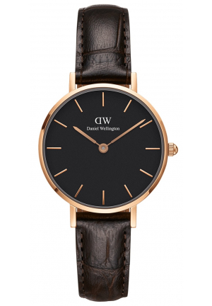 Daniel Wellington Classic Petite York Ladies Watch DW00100226, 28mm