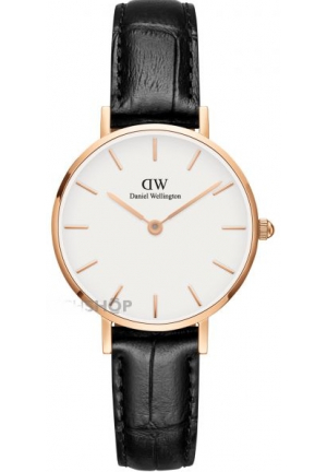 DANIEL WELLINGTON LADIES' CLASSIC PETITE READING WATCH 28MM DW00100229