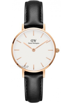 DANIEL WELLINGTON CLASSIC PETITE SHEFFIELD LADIES WATCH DW00100230, 28MM