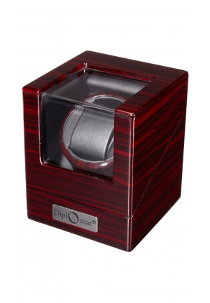 Ebony Wood Single Watch Winder