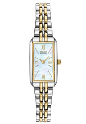 Citizen Women's Eco-Drive Two-Tone Dress Watch