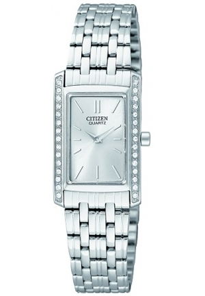 Citizen Women's Analog Display Japanese Quartz Silver Watch