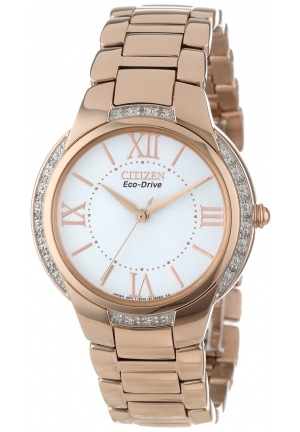 Women's Rose Gold-Tone Stainless Steel Bracelet 35mm