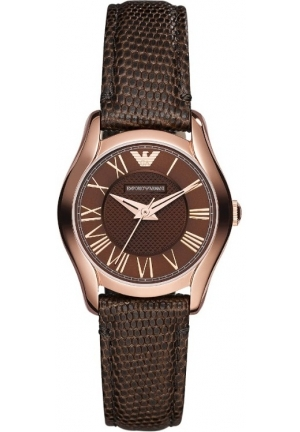 Emporio Armani Classic Brown Watch 27mm