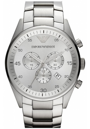 Emporio Armani Round Bracelet Watch 43mm