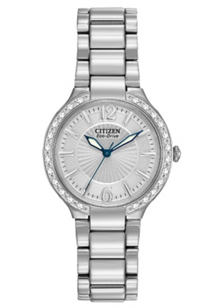 Citizen Ladies' Eco-Drive Watch - Firenze Diamond Collection