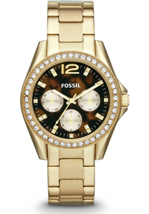 FOSSIL STAINLESS STEEL WATCH 38MM