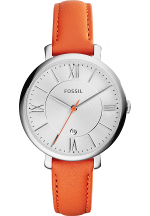 FOSSIL WOMEN'S JACQUELINE THREE-HAND DATE WATCH 36MM